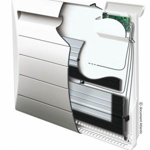 radiateur atlantic shangai chauffage