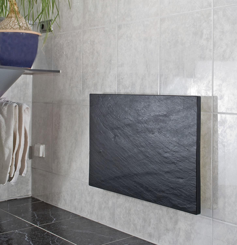 un radiateur en pierres naturelles. Black Bedroom Furniture Sets. Home Design Ideas