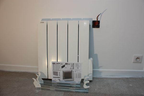 Super Installer son radiateur électrique HI-92