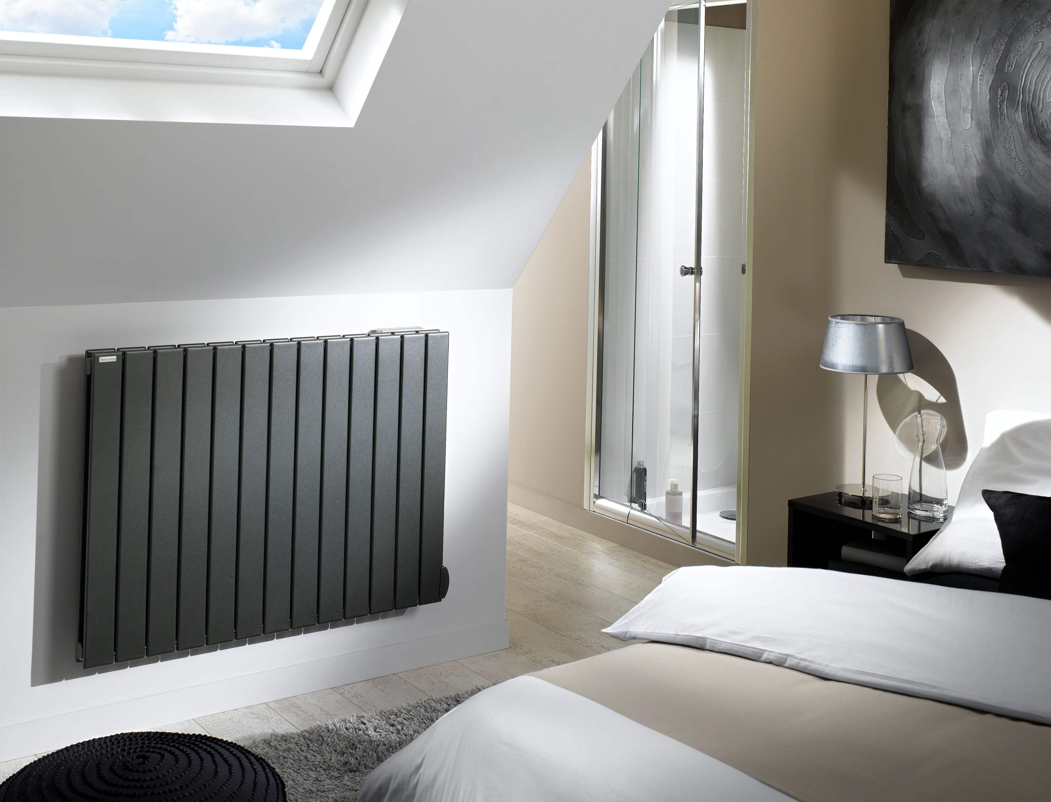 radiateur a inertie brique refractaire trendy prix chauffage electrique radiateur inertie. Black Bedroom Furniture Sets. Home Design Ideas